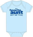 Favorite Aunt Blue