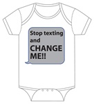 Stop Texting and Change Me!!